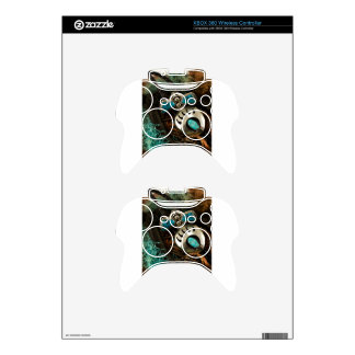 Southwest Turquoise Ring Bolo Tie Blue Green Xbox 360 Controller Decal