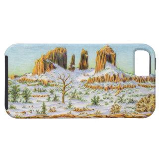 southwest winter iPhone 5 case