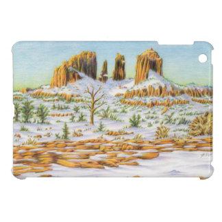 southwest winter iPad mini case