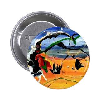Southwestern Art - CricketDiane Art & Design Pinback Buttons