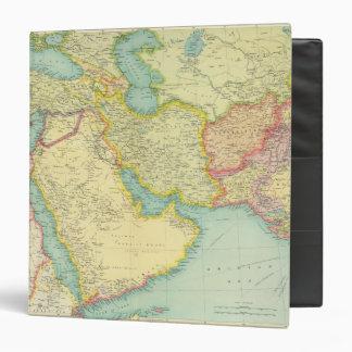 Southwestern Asia Binders