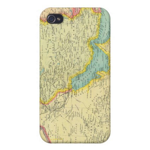 Southwestern Asia Cases For iPhone 4