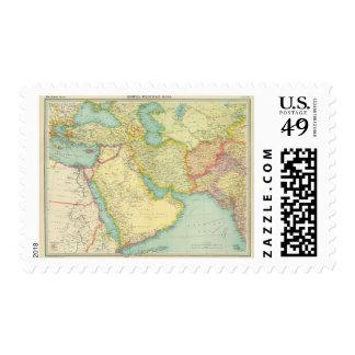 Southwestern Asia Stamp