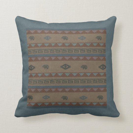 Southwestern Blanket Pillow