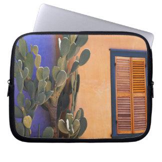 Southwestern Cactus (Opuntia dejecta) and Laptop Sleeves