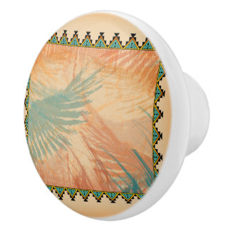 Southwestern Ceramic Knobs