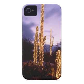 Southwestern Christmas iPhone 4 Cover