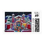 Southwestern Christmas Stamp