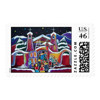 Southwestern Christmas Stamp