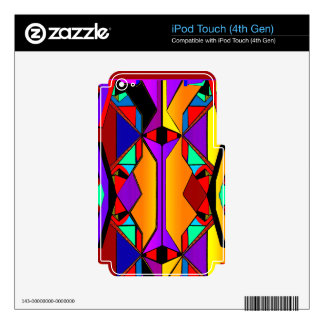 southwestern design 88 iPod touch 4G decal