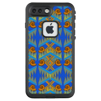 Southwestern Geometric on iPhone 7 Case