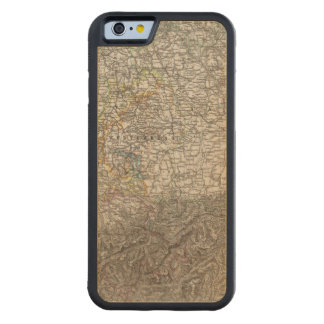 Southwestern Germany and Switzerland Carved® Maple iPhone 6 Bumper Case
