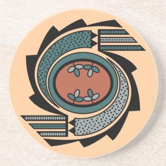 Southwestern Motif Drink Coasters