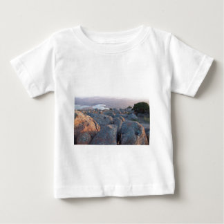 Southwestern Oklahoma Mountain Scenery of Mt Scott Baby T-Shirt