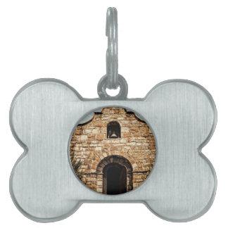 Southwestern Old Church Chapel Religion Pet Tag