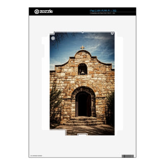Southwestern Old Church Chapel Religion Skin For The iPad 2