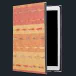 "Southwestern pattern iPad Pro case<br><div class=""desc"">design by darq illusions</div>"