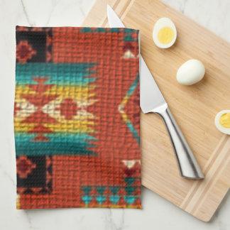 Southwestern Pattern Kitchen towel
