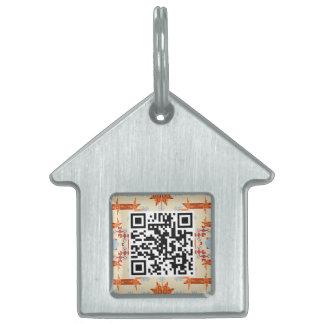 Southwestern QR CODE Pet ID Tag