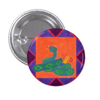 Southwestern Rattle-Snake Button