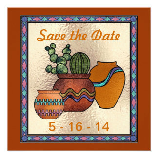 Southwestern Save the Date Announcement