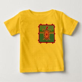 Southwestern Sea Turtle 2-Sided Infant Shirts