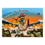 Southwestern Season's Greetings Card