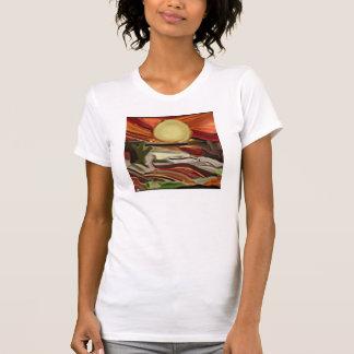 Southwestern Skies Abstract Art T-Shirt