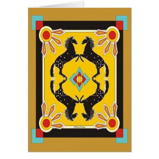 Southwestern Spirit Appaloosa Card