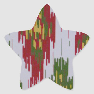 southwestern star sticker