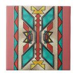 "Southwestern style ceramic tile<br><div class=""desc"">design by originalartwork@delightful-doodles.com</div>"
