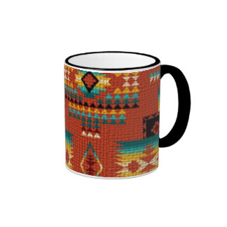 Southwestern Style coffee mug cup