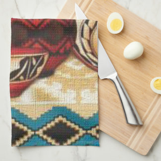 Southwestern Style kitchen towel