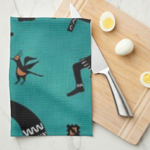 Southwestern Style kitchen towel