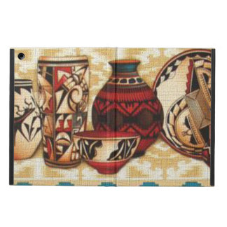 Southwestern Style Pattern iPad Air case