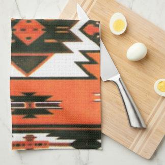 Southwestern Style Pattern kitchen towel