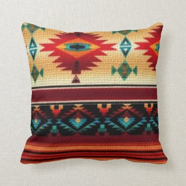 doodlesgifts Southwestern Style Pillow