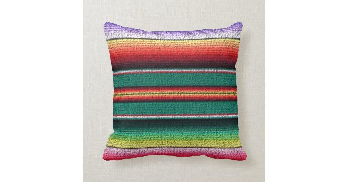 Southwestern Style Pillow Zazzle