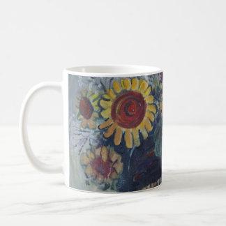 Southwestern Sunflower Mug