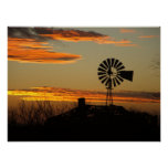 southwestern sunset posters
