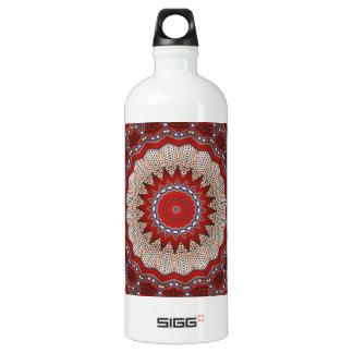 Southwestern Tribal Geometric Western Design Water Bottle