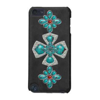 Southwestern Turquoise iPod Touch 5G Case