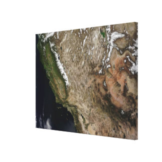 Southwestern United States Canvas Print