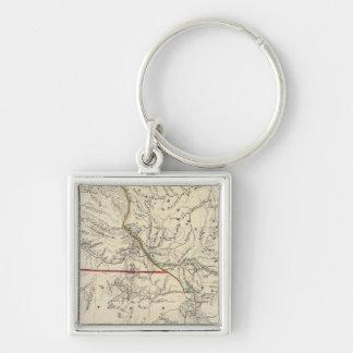 Southwestern United States Key Chain