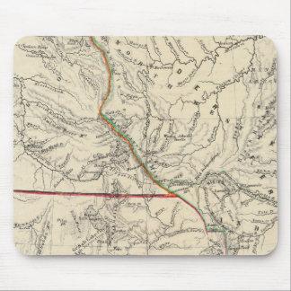Southwestern United States Mousepad