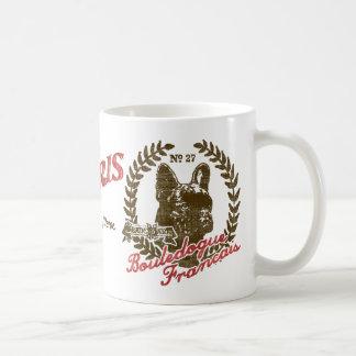 Souvenier de Paris Classic White Coffee Mug