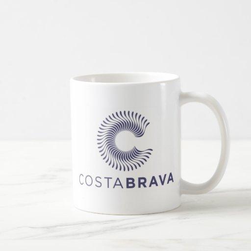 Souveniers Costa Brava Spain Classic White Coffee Mug