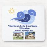 Souveniers Vilacolum Mouse Pad