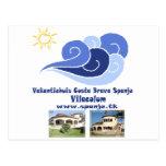 Souveniers Vilacolum Postcard