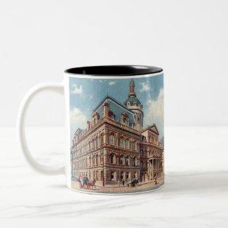 Souvenir Coffee Mug - Baltimore, Maryland
